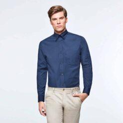 Camisa manga comprida Homem