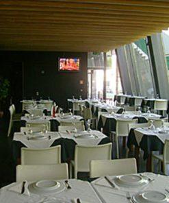 Restaurante com Toalhas minimate