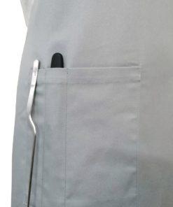 Avental executivo 163 linha 1 Pormenor bolso cinta