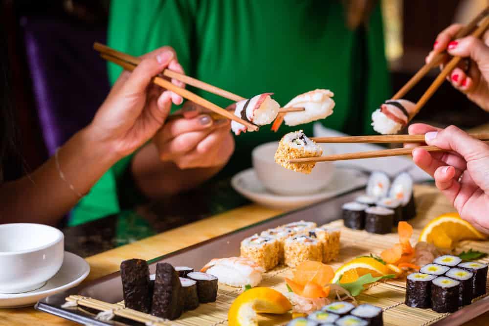 Kyuubi Sushi Louge