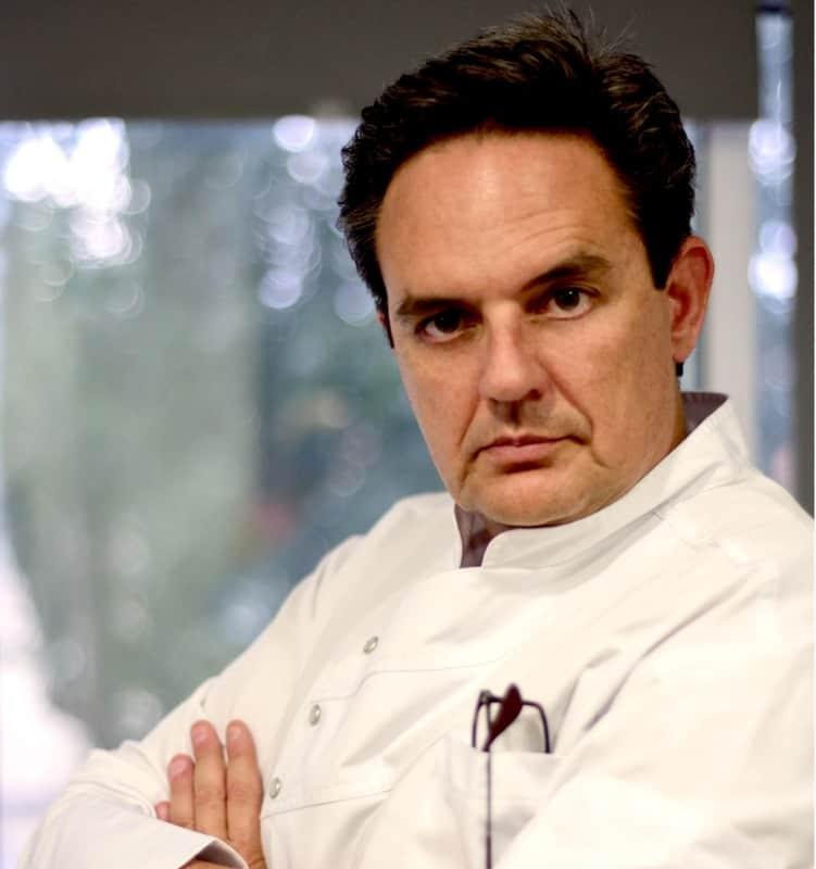 Chef Jorge Ramos