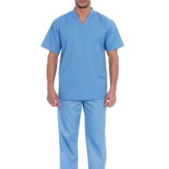 Calças homem 2112 azul