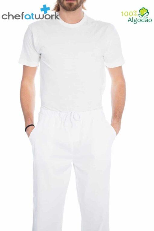 Calças homem 2112 branco