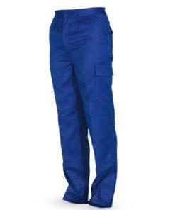 Calças multibolsos r9100 azul