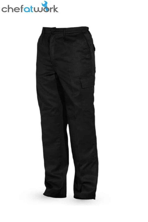 Calças multibolsos r9100 preto