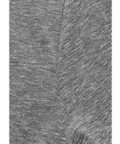 Polo manga arredondada