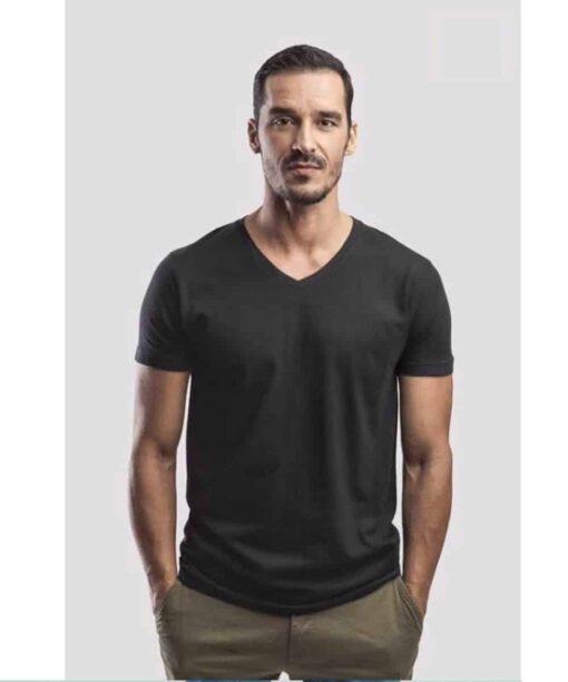 THC Athens Tshirt gola de bico modelo