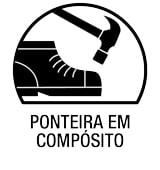 Icon Biqueira em compósito