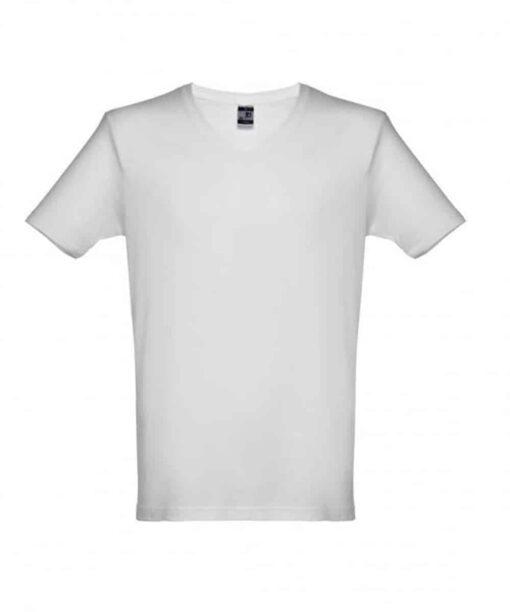 Tshirt thc-athens branca