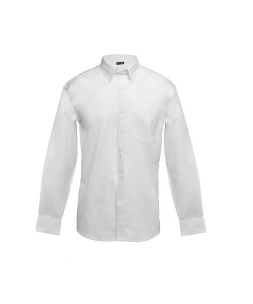 Camisa de homem tokyo branca frente